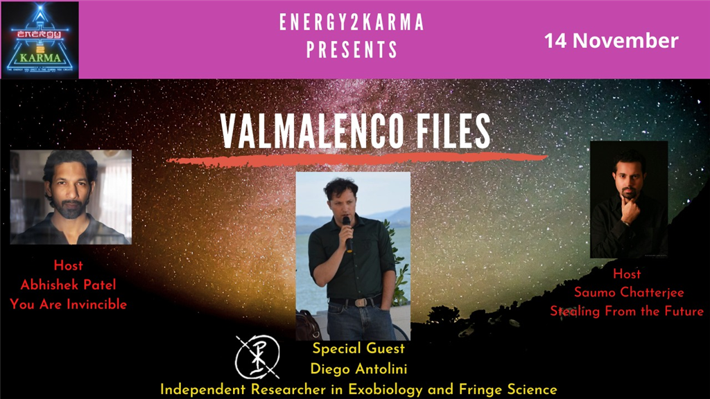 The Valmalenco Files - Disclosure