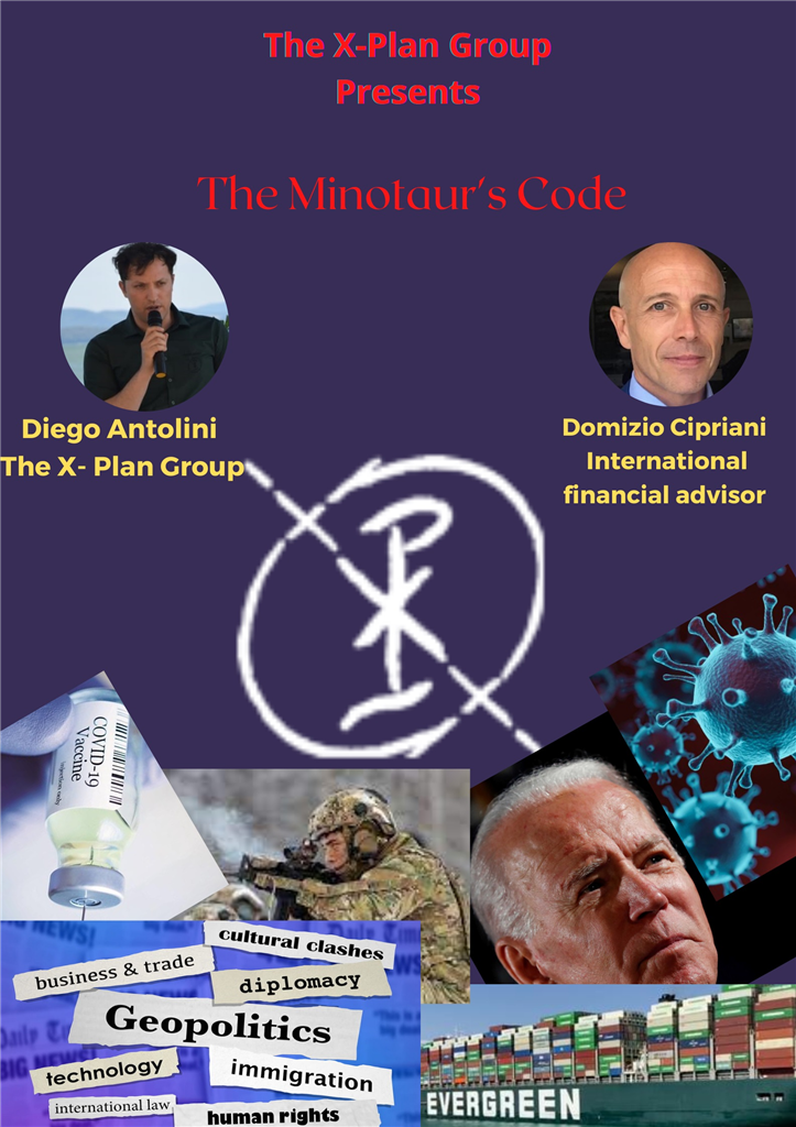 The-Minotaur-s-Code--A-New-World-Disorder